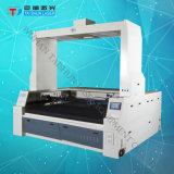 CCD-fokussierengewebe-Laser-Ausschnitt-Gravierfräsmaschine