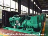 groupe électrogène diesel silencieux de 82.5kw 103kVA avec le moteur diesel de Cummins 6bt5.9-G2
