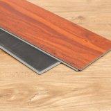 Planche de plancher de cliquetis de PVC Lvt/plancher de vinyle