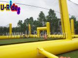 Paintball 게임을%s Paintball 팽창식 그물세공