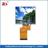 Gráfica de 128x64 puntos Módulo del panel de pantalla LCD de matriz