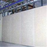 Panneau ignifuge de la colle de fibre de panneau de plafond de Non-Asbesto