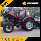 Machines van het landbouwbedrijf Lutong 4WD 40HP reden Landbouwtrekkers Lt404