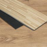 Planches de plancher de PVC de Lvt/plancher cliquetis de vinyle