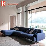 Nuevo modelo italiano Godrej sofá de cuero y Sectionals Sofá Designs