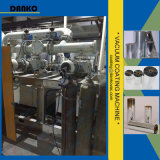 PVC 금속 필름 감기 진공 코팅 기계