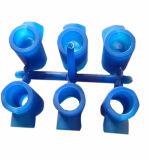 Plaastic Spritzen für Kurbelgehäuse-Belüftung, das Stück-Plastikkomprimierung-Befestigungen verringert