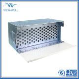 Recinto de aluminio modificado para requisitos particulares precisión
