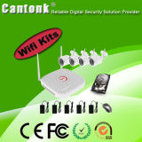 4MP 4 Channel H. 265 kits WiFi