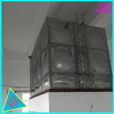 Schnitttyp Edelstahl-Wasser-Druckbehälter