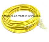 Cabo de fibra óptica Twenty-Four miniatura do núcleo do cabo de fibra óptica