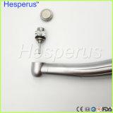 Tête propre d'Anti-Rétraction à grande vitesse dentaire de Handpiece de prix bas de Hesperus