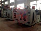 Máquina del moldeo por insuflación de aire comprimido de la botella de los PP del HDPE del detergente de lavadero
