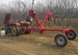 Вращающийся/ колеса/ сена в гидравлической системе трактора ВОМ грабли Теддер