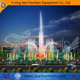 Сертификат ISO 3D интерактивной музыки Танцующий фонтан