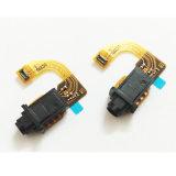 для наушников наушника уха Сони Xperia x кабеля гибкого трубопровода Jack компактных миниых тональнозвукового