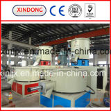 PVC que combina a máquina de mistura