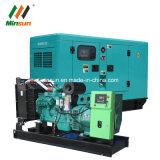 Pflanzenschalldichter leiser Dieselgenerator des elektrischen Strom-80kw