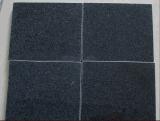 暗い灰色G654の安い花こう岩のタイル