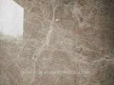 Preço de mármore da pedreira de China das lajes das telhas de mármore leves de Emperador