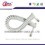 Ring-Netzkabel u. Netzanschluss-Schnur-Telefonkabel