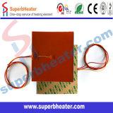 3m Kleber-Silikon-Gummi-Heizungs-Zudecke für Behälter