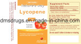 Tablette 30mg Westren Pharma de lycopène de médecine de Westren pour l'être humain