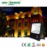 Alta iluminación al aire libre del edificio de Lightfor de la arandela de la pared del brillo LED (YYST-TGDTP1-50W)