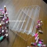卸し売りプラスチックアクリルの口紅のフロア・ディスプレイ