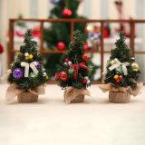Рождественская елка таблицы малой сосенки Новый Год миниая