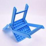 옥외 만화 패턴을%s 가진 가구에 의하여 접히는 다채로운 아이 플라스틱 의자