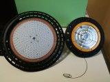산업 높은 루멘 IP65 100W 150W 200W UFO LED 높은 만 빛 3030 보장 5 년