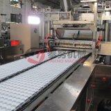 Terminar a máquina moldando dos doces automáticos