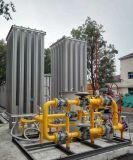 Il gas regola l'unità, LNG all'unità di NG, gas vaporizzato LNG, gas liquido della natura al gas della natura, unità del gasdotto per la stazione di servizio, Qatar, Kuwait, saudito, Oman
