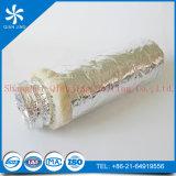 """conducto flexible del aislante de aluminio del acondicionador de aire de la ventilación 4 """" 5 """" 6 """" 8 """" 10 """" 12 """""""