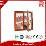 Janela de alumínio/cortina/porta de alumínio na parede/Alumínio Extusion Perfis da China