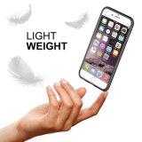 철사 그림 시리즈 TPU Apple iPhone8를 위한 광택이 없는 지상 유행 호리호리한 연약한 고무 덮개 케이스 솔 디자인 플러스