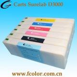 Epson Surelab D3000 인쇄기 잉크 카트리지를 위한 생생한 잉크