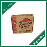 Boîte de papier à pizza de prix usine dans la catégorie comestible