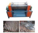 Le radiateur en aluminium et d'arasement de la machine du séparateur