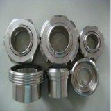 En t de acero inoxidable tubo Reductor de montaje (Microfusión)