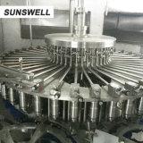 무균 병에 넣어진 주스 충전물 기계, 주스 음료 생산 라인