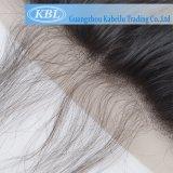 Cheveux humains frontale brésilien noir 13*3 de la Dentelle Frontale