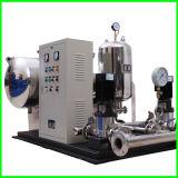 Pressione negativa completamente automatica libera e serie di stabilizzazione dell'unità del rifornimento idrico di flusso