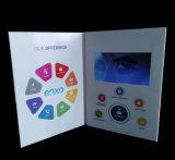 H5ochstentwickelte 7.0inch LCD Bildschirm-Video-Broschüre