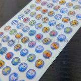 Оптовая торговля новый стиль Crystal акриловые наклейки для детей