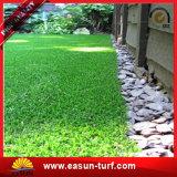 Balompié barato profesional de los precios e hierba artificial decorativa del césped de la hierba
