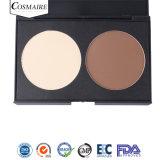 La cara cosméticos Maquillaje 2 Color Corrector paleta