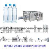 工場価格小さいペットプラスチックびんの飲む機械