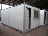 Дом контейнера цены по прейскуранту завода-изготовителя Prefab/лагерь контейнера камуфлирования для сбывания